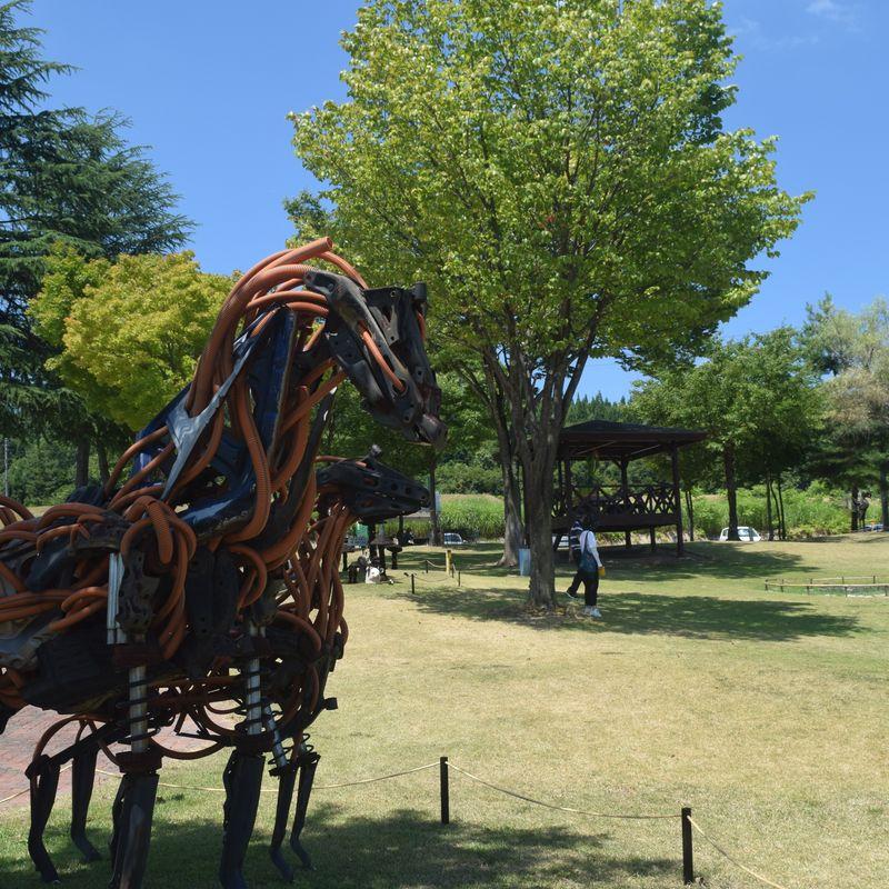 The Satoyama Art Zoo photo