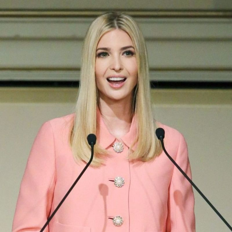 Ivanka Trump calls for reforms to help working women photo