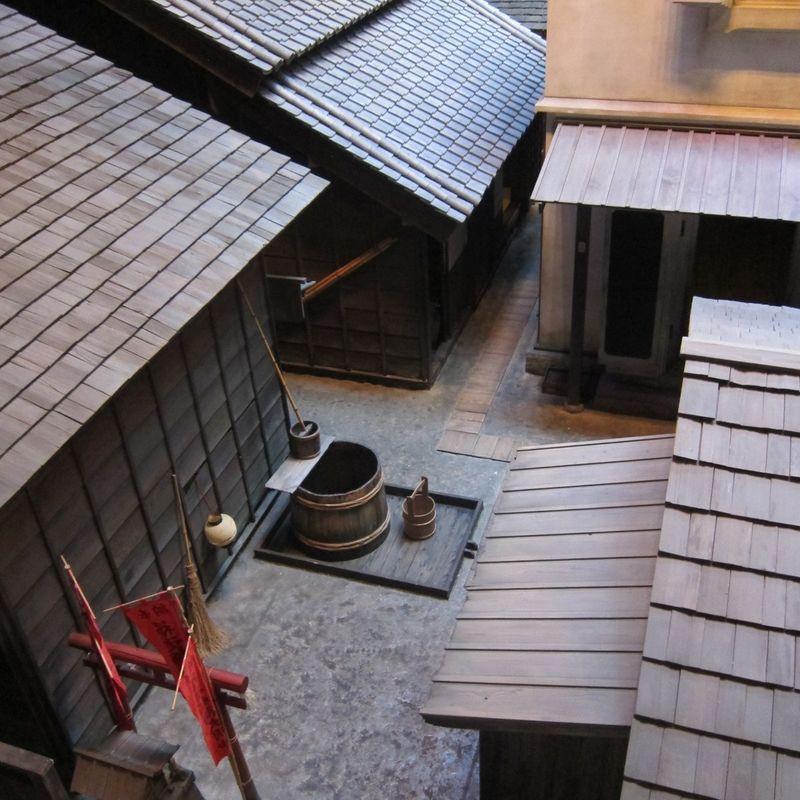 The Fukagawa Edo Museum - a great experience to explore the life in Edo photo