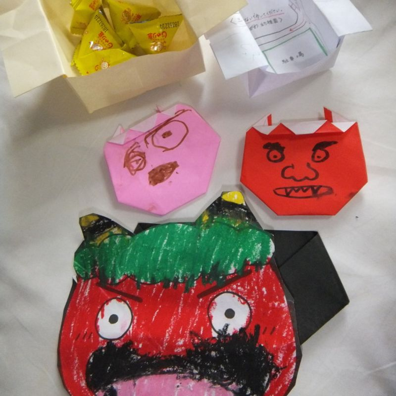 Setsubun Resources for young children photo
