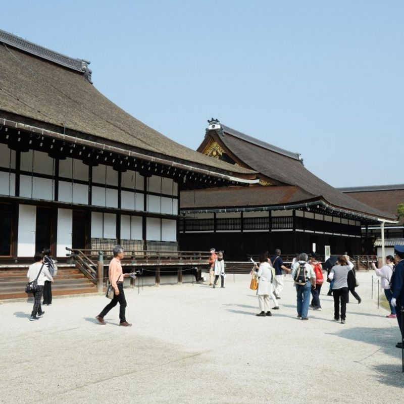 Kyoto Imperial Palace holds special exhibition on Japan's court culture photo
