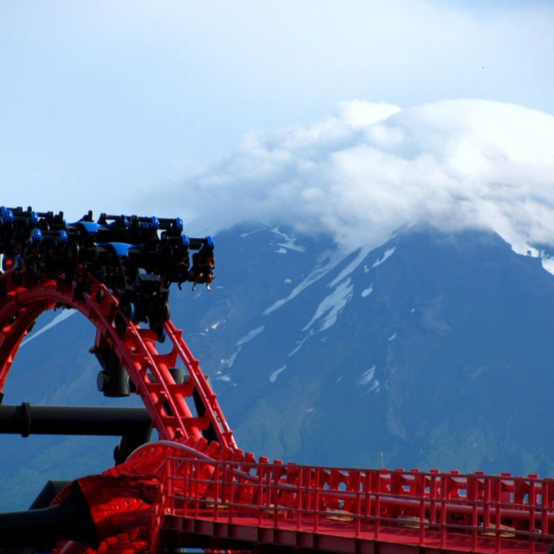 Tokyo to Fuji-Q Highland: How to travel and how much it costs photo