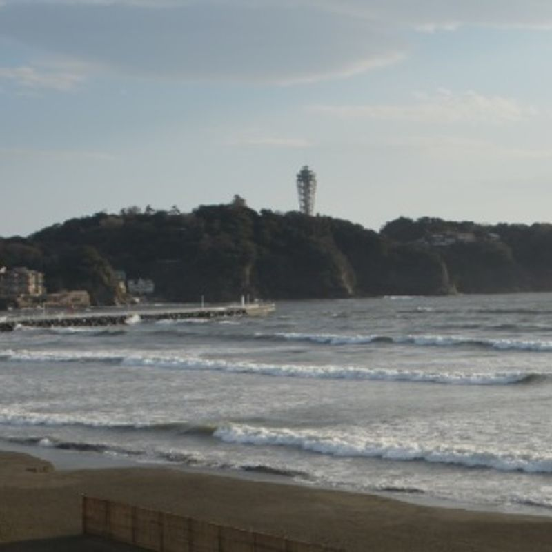 Japan by the Water: A trip to Enoshima