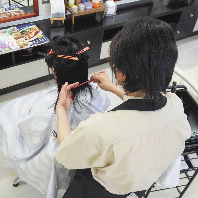 """Hair salon behind bars"" supports inmates' social rehabilitation photo"