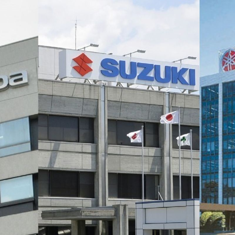 Suzuki, Mazda, Yamaha Motor report improper new vehicle inspections photo