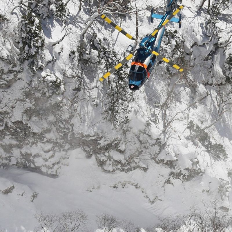 3 climbers dead after falling from mountain ridge in central Japan photo