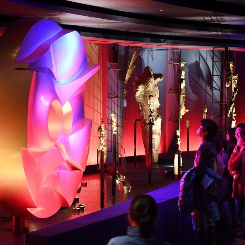 In Pictures: Inside Taro Okamoto's Tower of Sun, symbol of 1970 expo photo