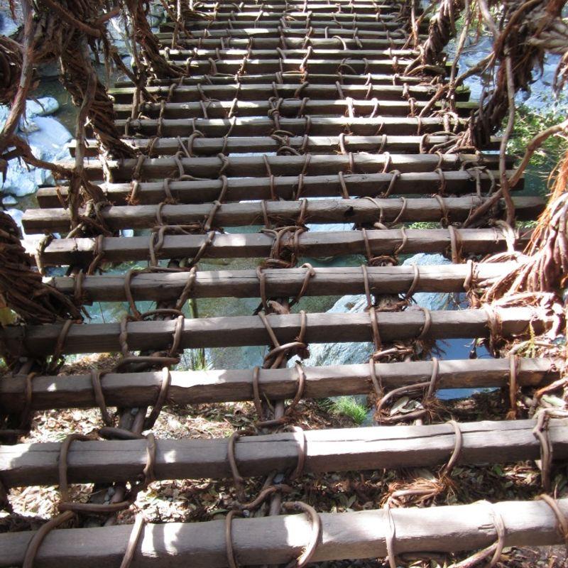Japan's Scariest Bridge photo
