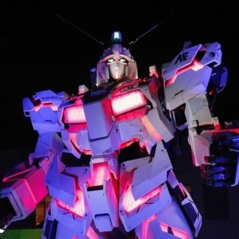 1st live-action film of Gundam anime in the works photo