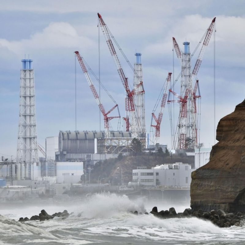 Lifting of evacuation order formalized for Fukushima plant host town photo