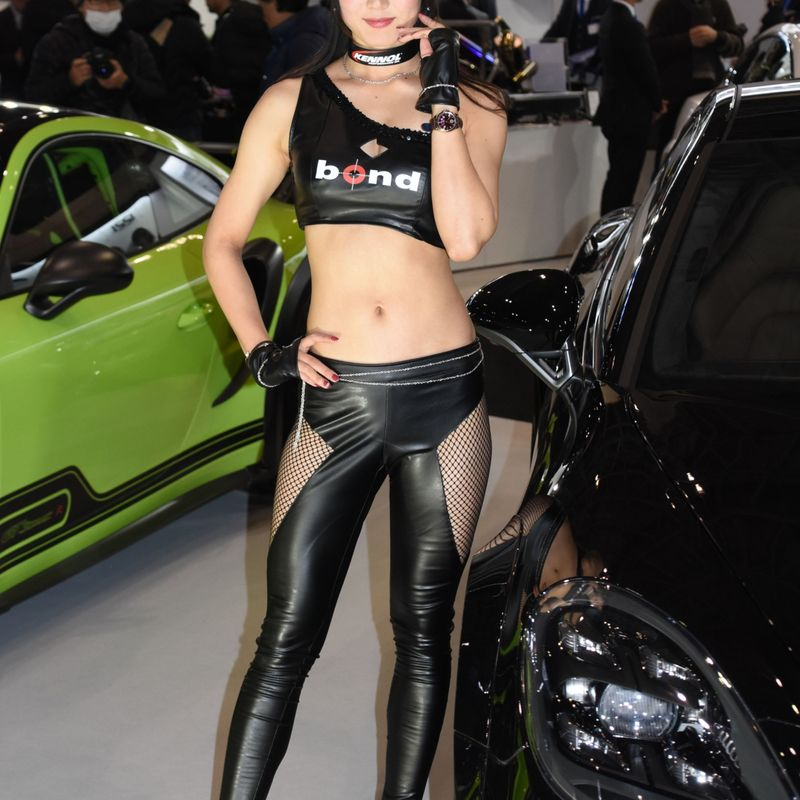 Tokyo Auto Salon 2018; wildest custom cars back in town in even greater number photo