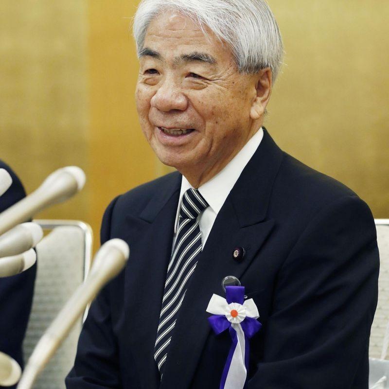 日本の国会議員団が戦争連合靖国神社参拝 photo