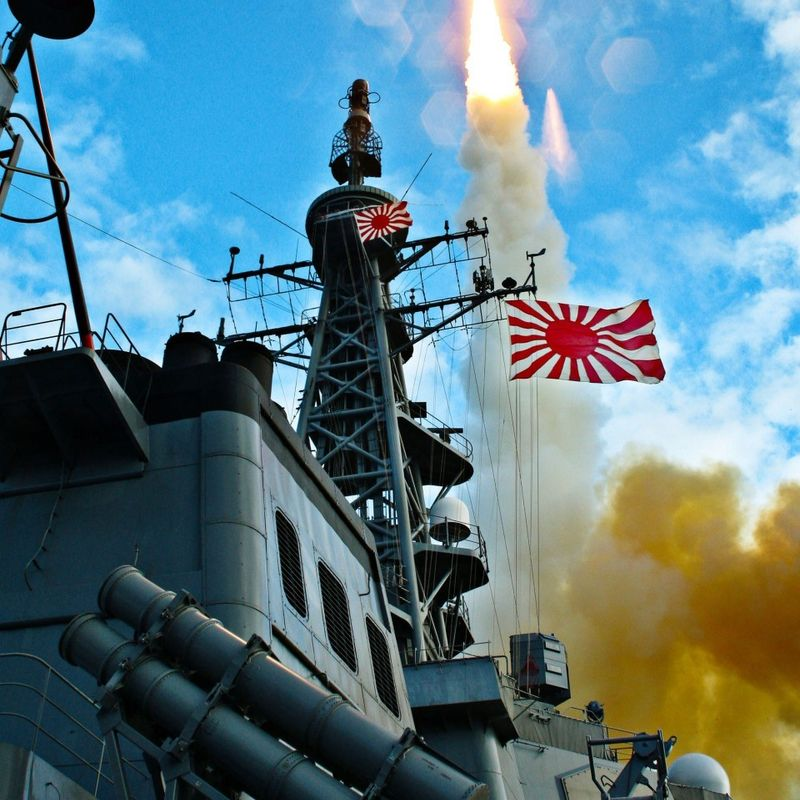 Japan defense budget hits new high in FY 2018 amid N. Korea threats photo