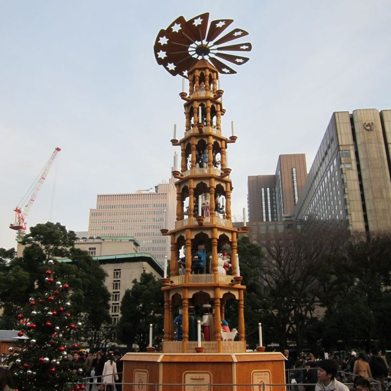 Christmas in Japan - The German way photo