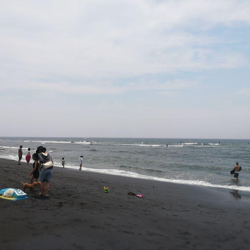 Ocean Day Adventure at Inamuragasaki Beach photo