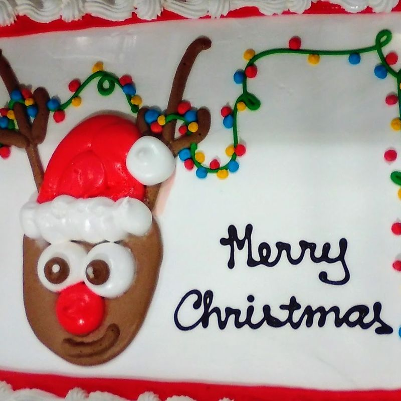 Christmas Cake: order NOW to avoid disappointment! photo