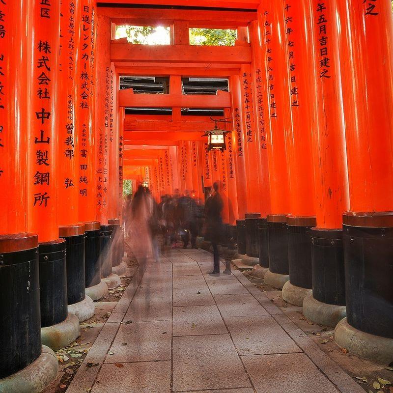 日本での生活:ミザンブロープ歓迎 photo
