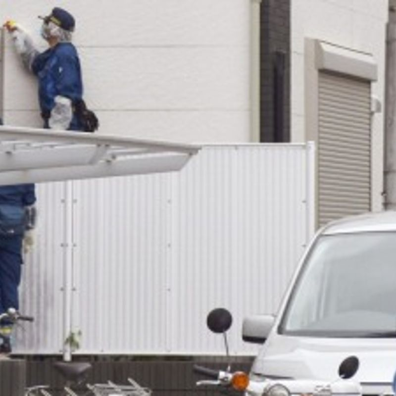 Teen boy attacked by knife-wielding intruder at home near Tokyo photo