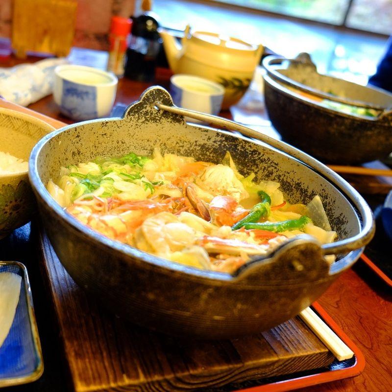 Hoto (ほうとう): A Taste of Yamanashi photo