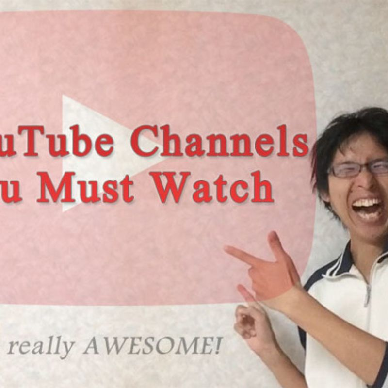 7 YouTube Channels You Must Watch If You Wanna Know Japan! photo