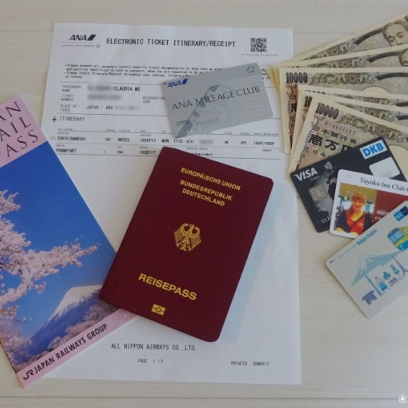 Travel Tips: How to pack your suitcase for Japan photo