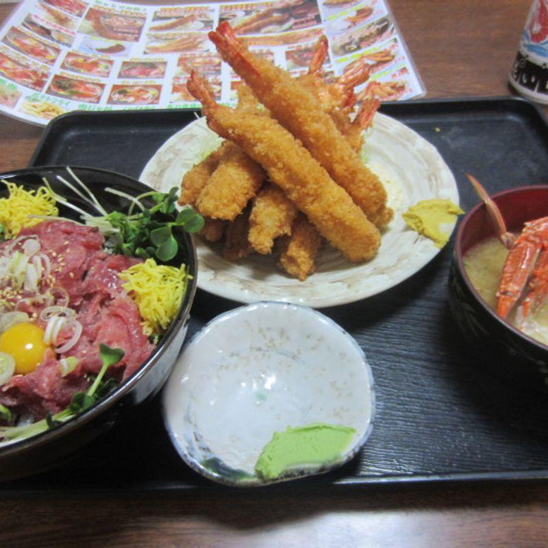 Janken for Fried Shrimp? YES! photo