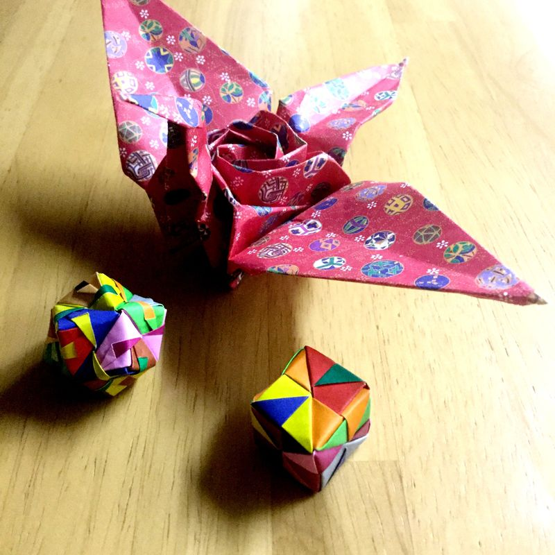 How to use origami every day photo