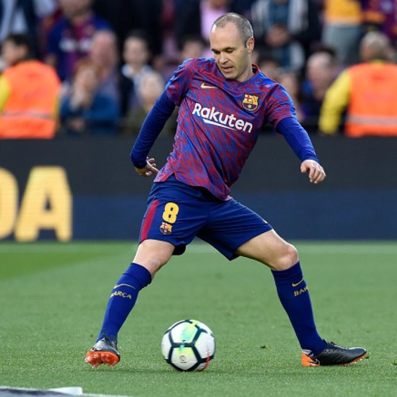 Football: Andres Iniesta move to J-League's Vissel Kobe likely photo