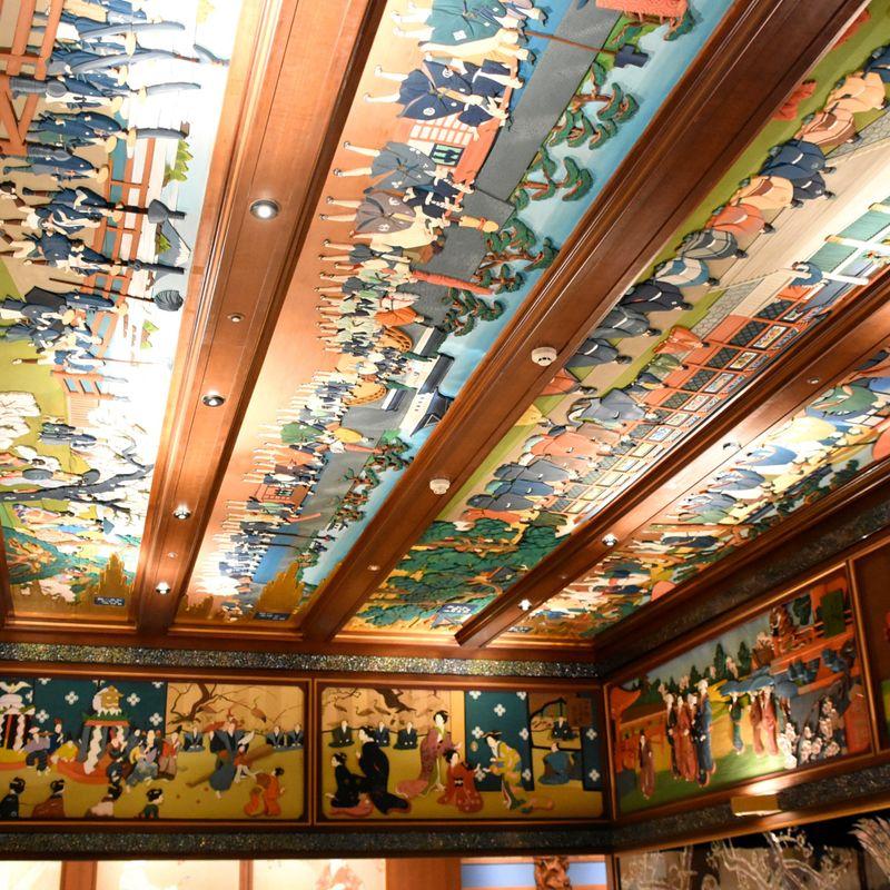 Hotel Gajoen Tokyo celebrates 90th anniversary, launches Hyakudan Kaidan exhibition photo