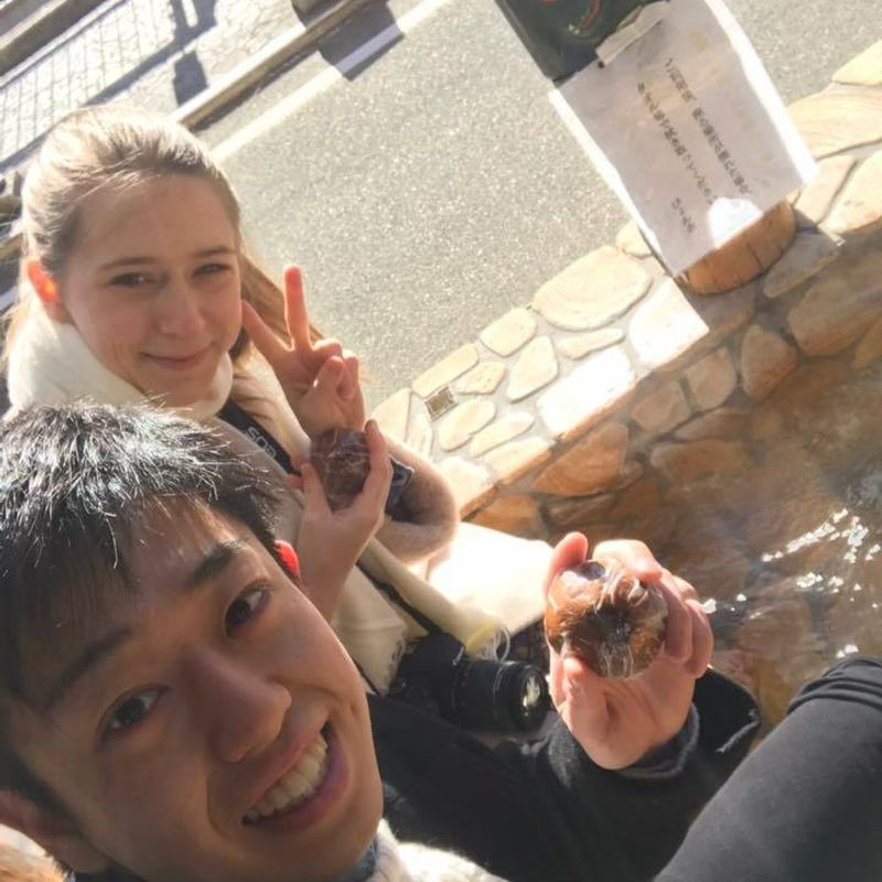 My Experience With PDA in Japan photo