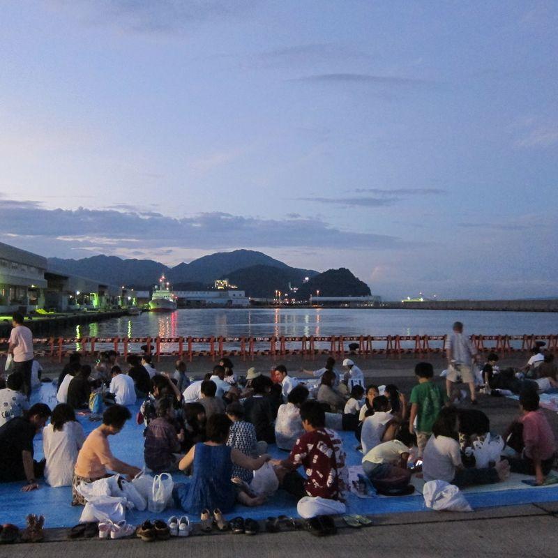焼津神社グランドフェスティバル&マリン花火(静岡県) photo