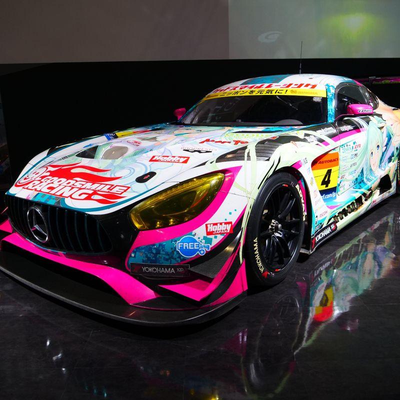 Mercedes-Benz at Tokyo Auto Salon 2018 photo