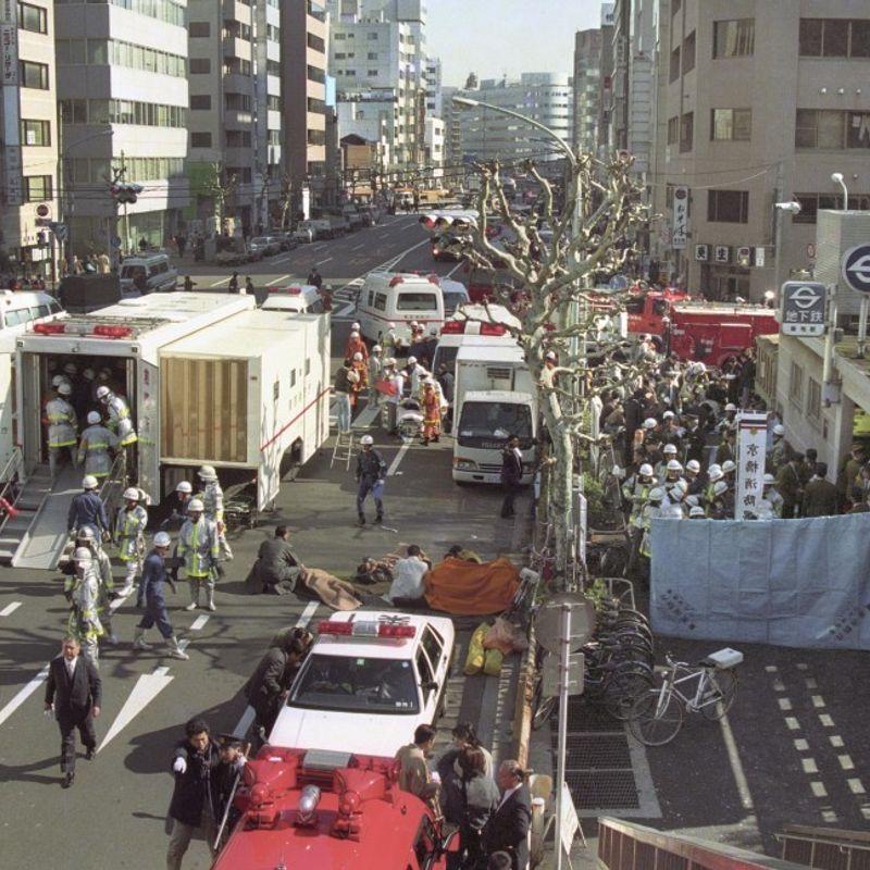 映画は1995年の東京地下鉄サリン攻撃の記憶を若者に渡すことを目指す photo