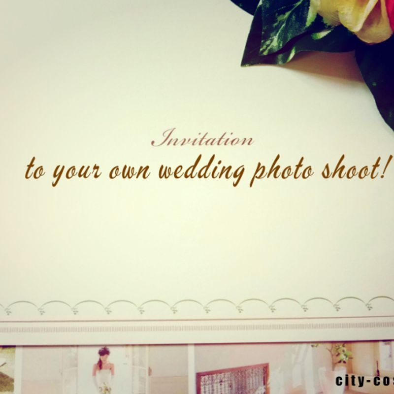 Wedding Photo Shoots in Japan photo