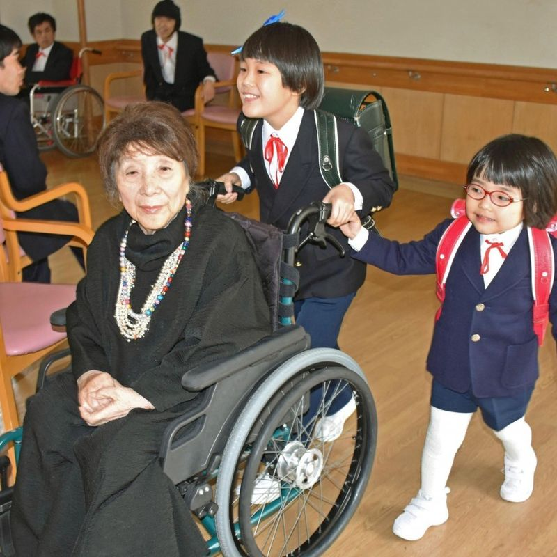 91-year-old actress continues 50-year fight for inclusive society in Japan photo