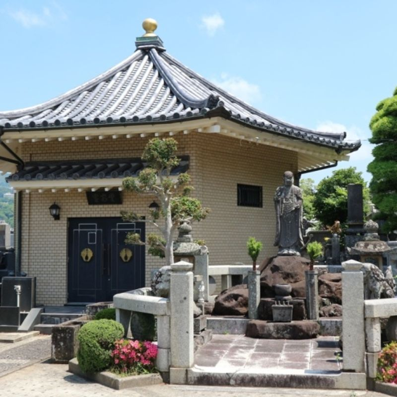 East of downtown, Nagasaki's temples dazzle photo