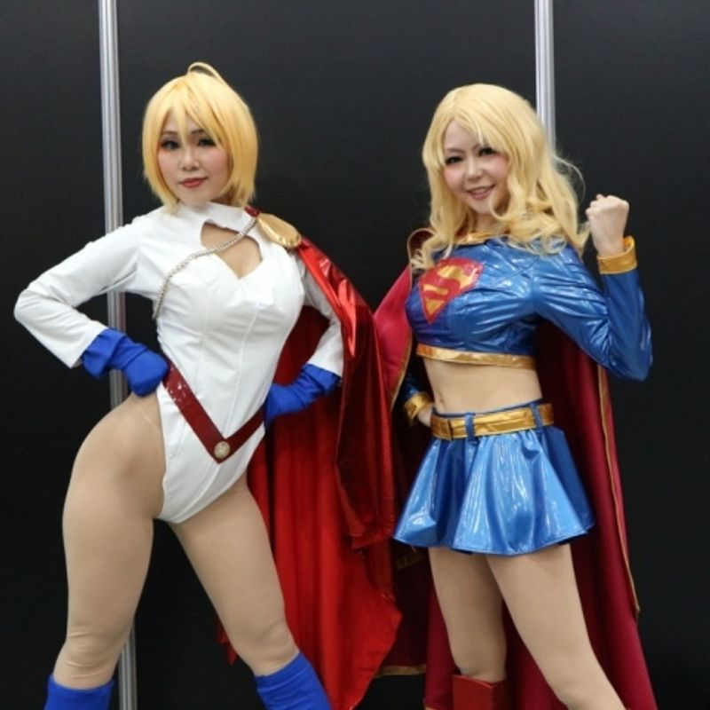 Tokyo Comic Con 2016: Cosplay and kit in images photo