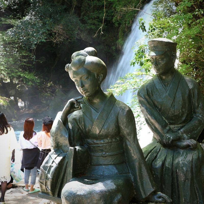 Kawazu Seven Falls, Shuzenji, Numazu: Tokyo to the Izu road trip photo