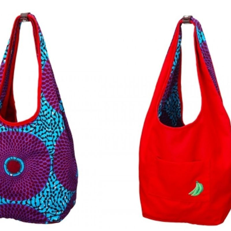 Colorful Ugandan bags take off in Japan, lifting women who make them photo