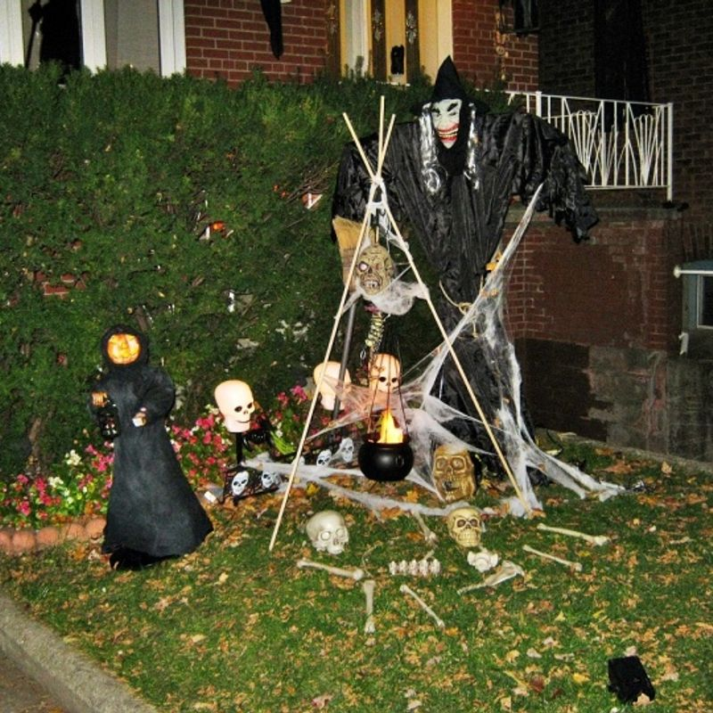 Scaring Yourself To Bits Thinking About Your Halloween Party? photo