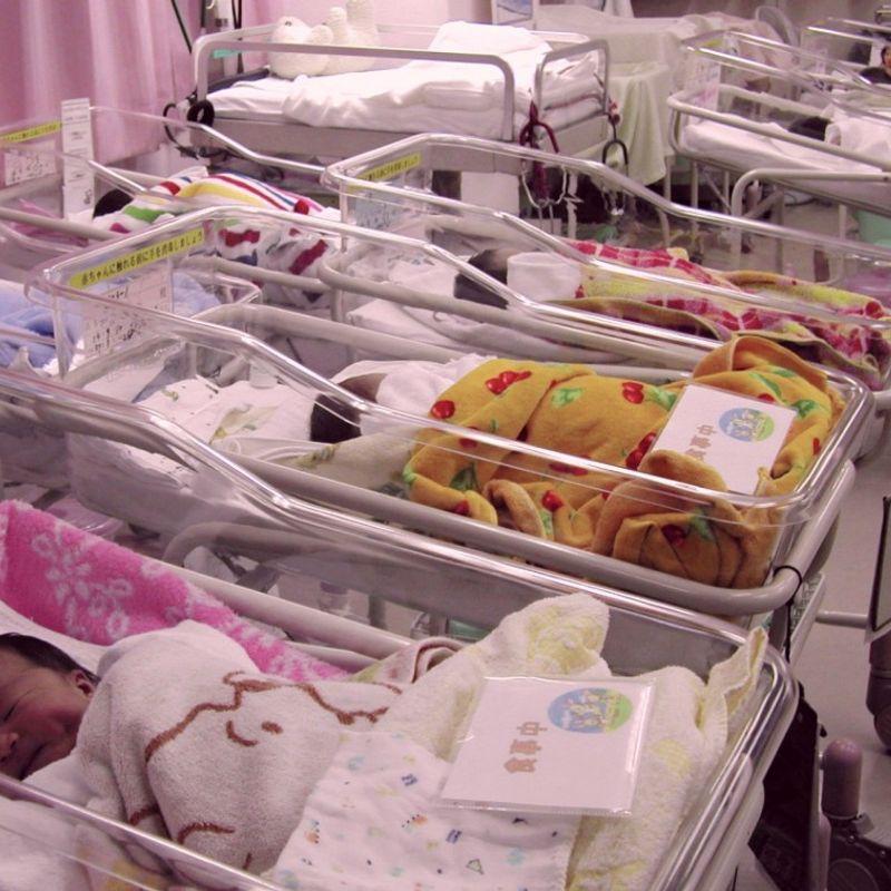 1 in 20 infants born through in vitro fertilization in Japan: survey photo