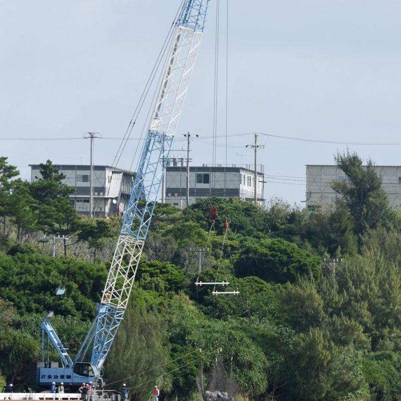 Gov't pledges economic support for Okinawa city accepting U.S. base photo