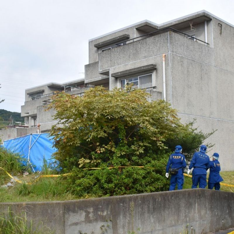 6 killed in apartment fire in eastern Japan, man surrenders to police photo