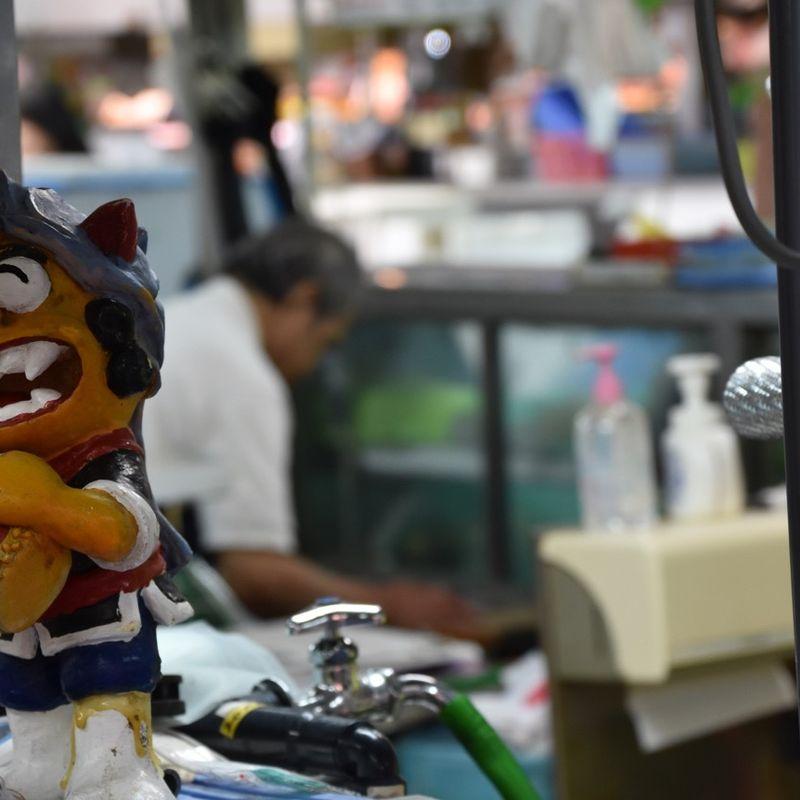 牧志公開市場:2020年計画の前に「沖縄の台所」を見る photo