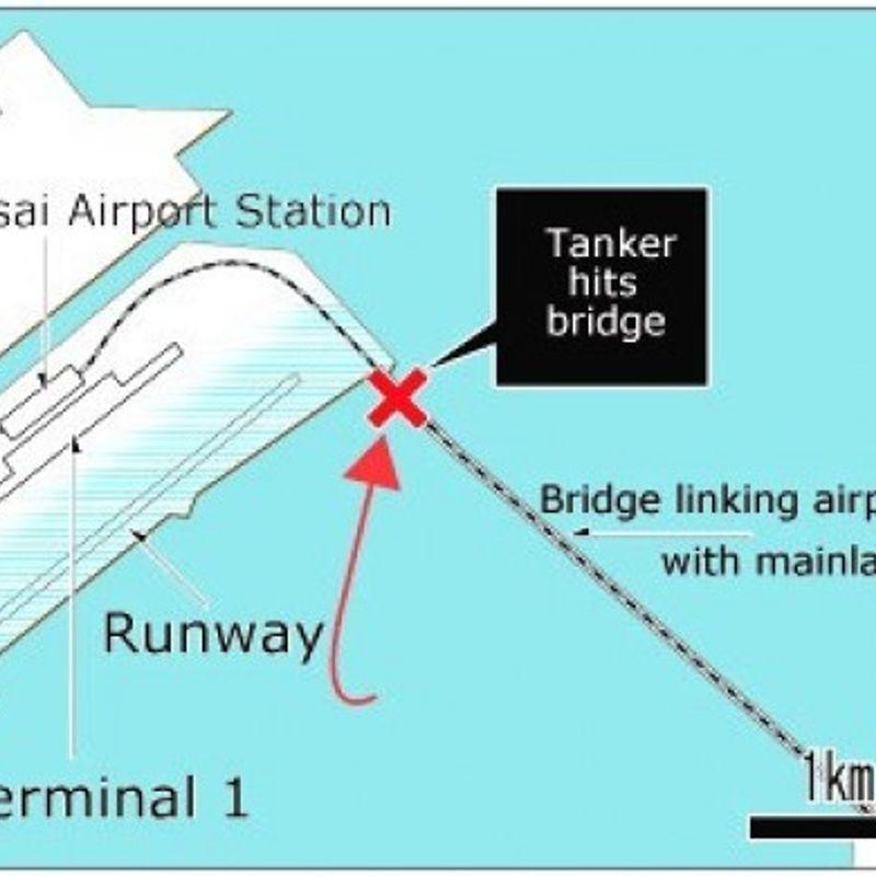 Osaka's typhoon-hit Kansai airport to resume domestic flights Friday photo