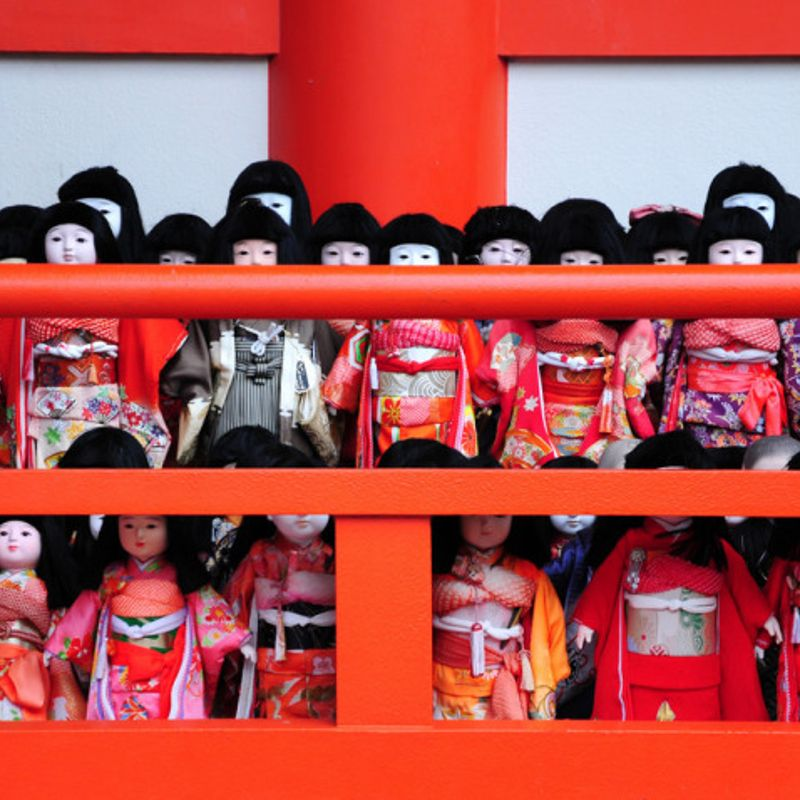 Dolls as objects of fear?! Protests raised over misuse of dolls at Universal Studios Japan photo