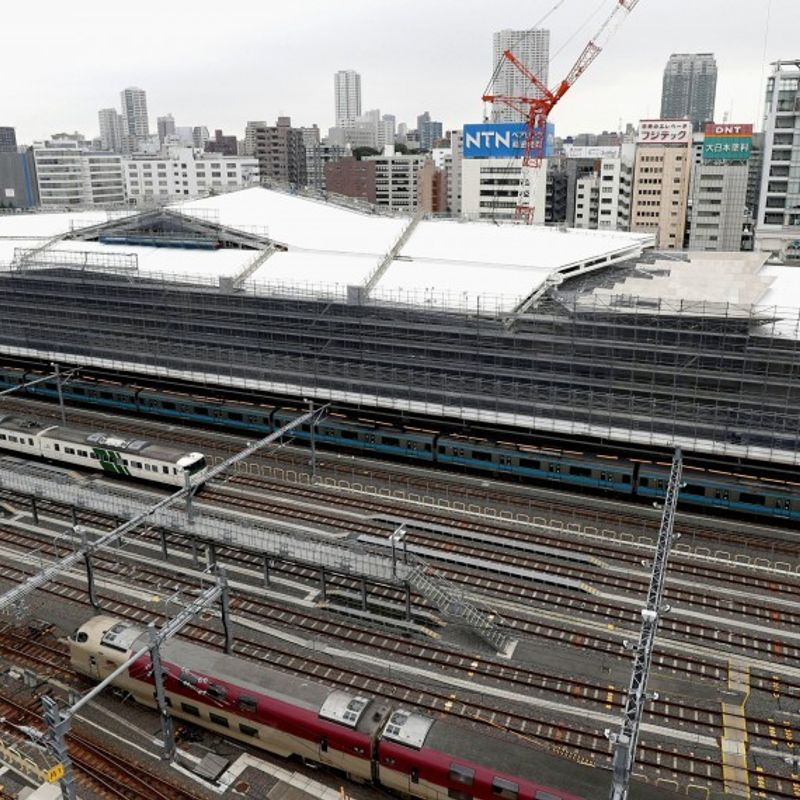 New station on Tokyo's loop rail line to be named Takanawa Gateway photo