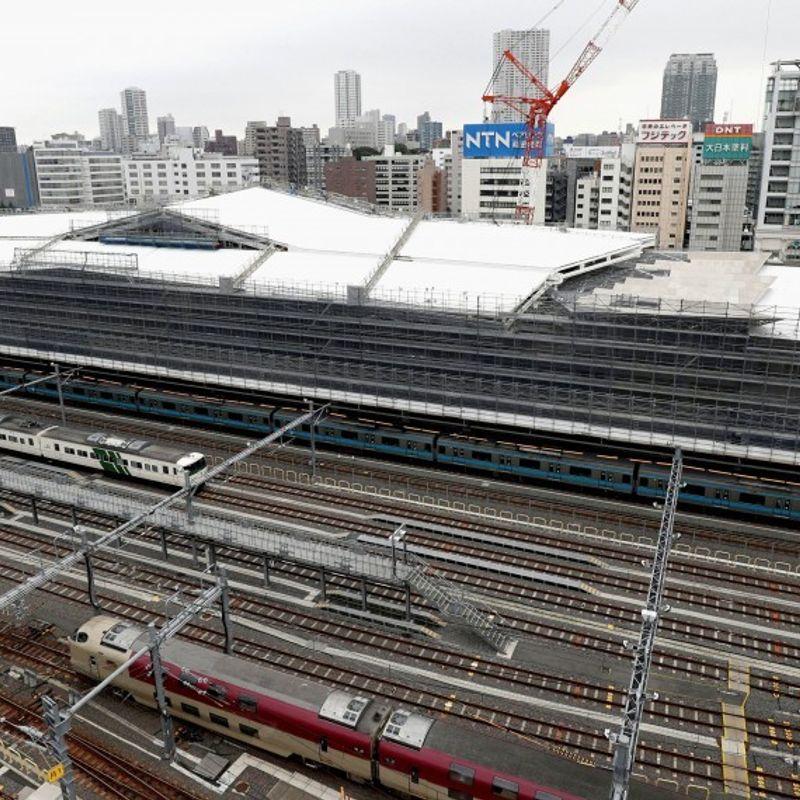 New station on Tokyo's loop rail line to be named Takanawa Gateway photo