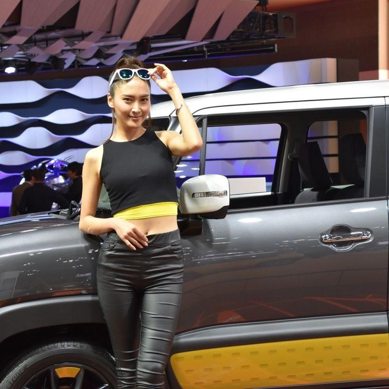 東京モーターショーのカー&キット2017:ホイールの想像力 photo
