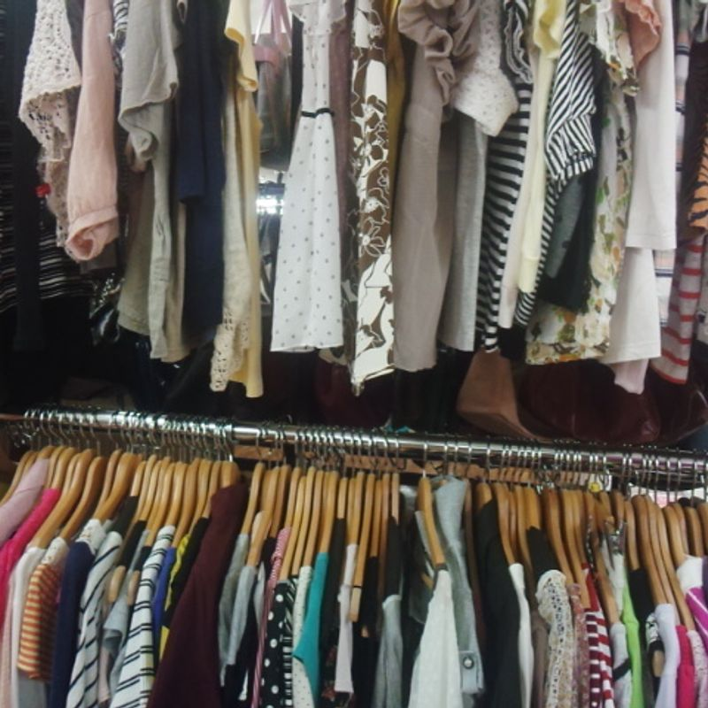 The Crazy Sale: Book Off's Clothing Sale Every 29th photo